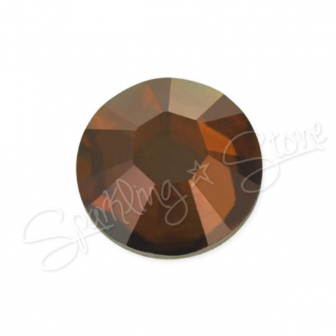 Swarovski 2028 / 2038 HOTFIX Crystal Copper F (001 COP)
