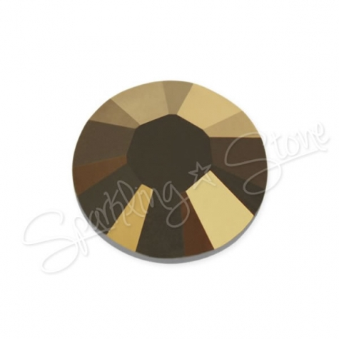 Swarovski 2028 / 2038 HOTFIX Crystal Dorado F (001 DOR)