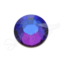 Swarovski 2028 / 2038 HOTFIX Crystal Meridian Blue F (001 MBL)