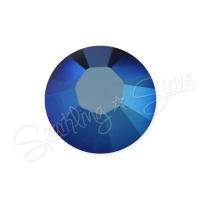 Swarovski 2028 / 2038 HOTFIX Crystal Metallic Blue F (001 METBL)