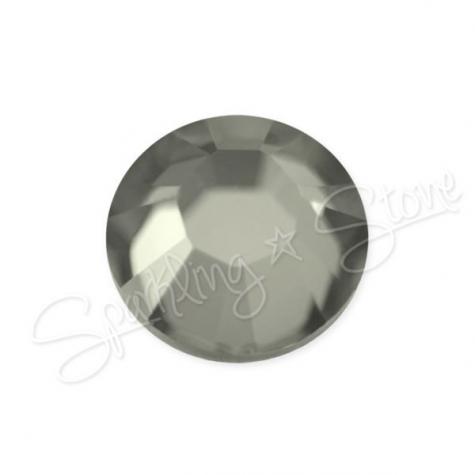 Swarovski 2028 / 2038 HOTFIX Black Diamond F (215)