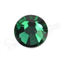 Swarovski 2028 / 2038 HOTFIX Emerald F (205)
