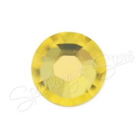 Swarovski 2028 / 2038 HOTFIX  Light Topaz F (226)