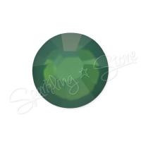 Swarovski 2028 / 2038 HOTFIX Palace Green Opal F (393)