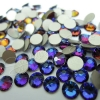 Swarovski Flat Backs (No Hotfix) 2058 Crystal Meridian Blue 001MBL