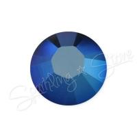 Swarovski Flat Backs (No Hotfix) 2058 Crystal Metallic Blue 001METBL