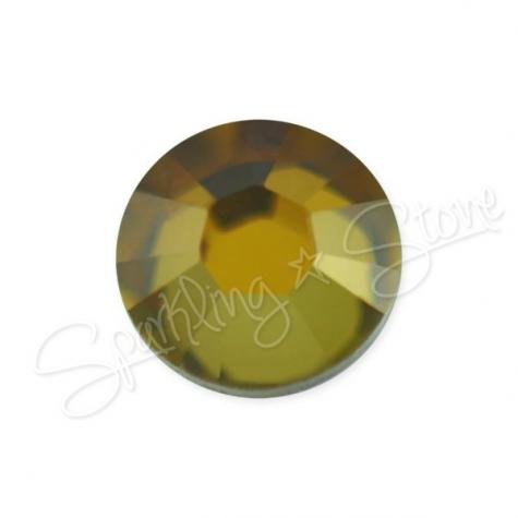 Swarovski Flat Backs (No Hotfix) 2058 Crystal Tabac 001TAB