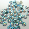 Swarovski Flat Backs (No Hotfix) 2058 Aquamarine AB 202AB