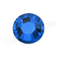 Swarovski Flat Backs (No Hotfix) 2058 Capri Blue 243