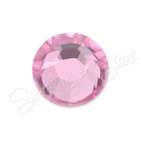 Swarovski Flat Backs (No Hotfix) 2058 Light Rose 223