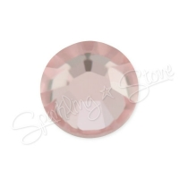 Swarovski Flat Backs (No Hotfix) 2058 Vintage Rose 319