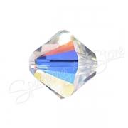 Swarovski 5328 Crystal AB (001 AB)