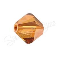 Swarovski 5328 Crystal Copper (001 COP)