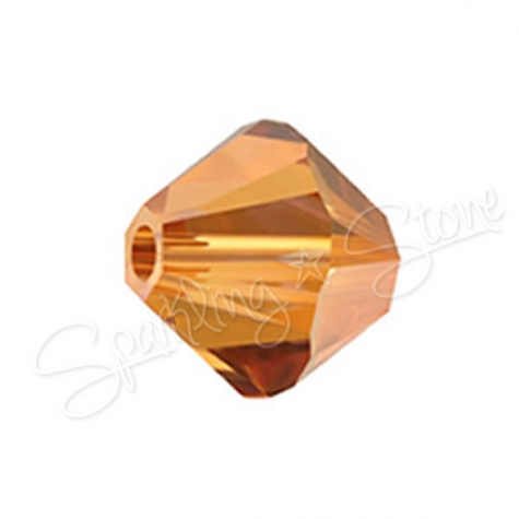 Swarovski 5328 Crystal Copper (001 COP)