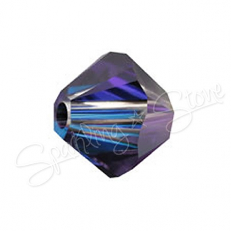 Swarovski 5328 Crystal Heliotrope (001 HEL)