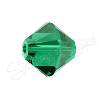 Swarovski 5328 Emerald (205)