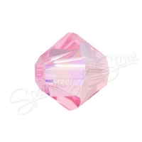 Swarovski 5328 Light Rose AB (223 AB)