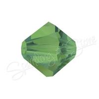 Swarovski 5328 Palace Green Opal (393)