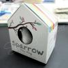 Sparrow Whistle Bird Key Ring & keyholder
