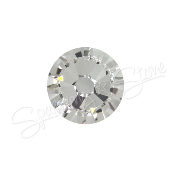 d8d244c55e0d Swarovski Flat Backs (No Hotfix) 2058 Clear Crystal 001