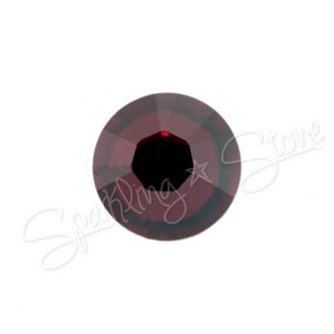Swarovski Flat Backs (No Hotfix) 2058 Crystal Red Magma 001REDM