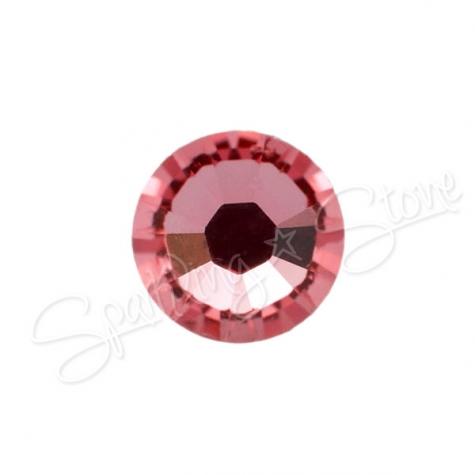Swarovski Flat Backs (No Hotfix) 2058 Indian Pink 289